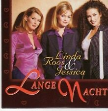 (BG433) Linda Roos & Jessica, Lange Nacht - 1996 CD