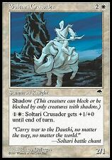 Soltari Crusader EX PLAYED     Tempest MTG Magic Cards White