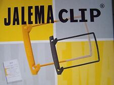 FLEXIBLE FASTENER JALEMA CLIP 10 PACK YELLOW FREE FILE LIFTER