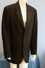 Wool Blend None Formal Jackets for Men