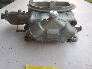 MOPAR 440-6 PACK 1969 1/2 FRONT CARBURETOR 500 CFM