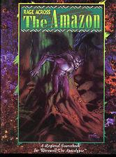 WEREWOLF THE APOCALYPSE: RAGE ACROSS THE AMAZON. 1993. White Wolf.