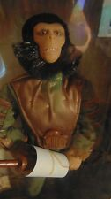 """30th ANNIVERSARY PLANET OF THE APES Cornelius 12"""" ACTION FIGURE UNOPENED"""
