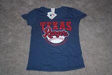 NWT 5th & Ocean Women's Texas Rangers Shirt - Size Small - Retails for $28!!!