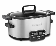 Cuisinart Cook Central 3-in-1 Multicooker - Slow Cooker, Steamer RRP $269.00