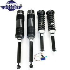 Air to Coil Spring Struts Conversion Kit for Mercedes-Benz S-Class W220 2000-06