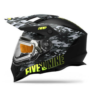 509 Delta R3L Ignite Helmet Black Camo