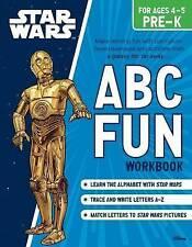 Star Wars Workbooks - Pre-K ABC Fun by Scholastic Australia (Paperback, 2016)