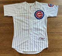Alfonso Soriano Chicago Cubs Majestic MLB Baseball Jersey Size 48