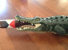 Parish Brewing Pilsner Gator tap handle