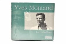Yves Montand Feuilles Mortes 2-CD Set