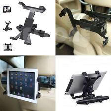 "360° Car Back Seat Headrest Mount Holder Stand For 7-12"" netbook laptop ipad GPS"