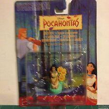 """MATTEL 1994 Walt Disneys Pocahontas de rodillas 2 """"Coleccionable VER FOTO"""
