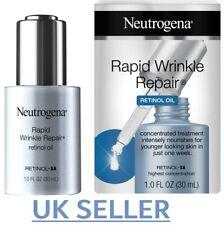 FRESHEST Neutrogena Rapid Wrinkle Repair Retinol SA Oil MAX STRENGTH 30ml/1oz