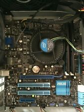 ASUS Motherboard P8H67-M LE + Intel i3 CPU + 8GB DDR3 RAM