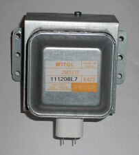 Witol 2M217J Magnetron for Frigidaire, Ge, Magic Chef and other Microwaves - New