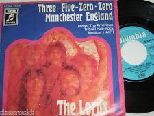 "7"" - Lords/Three Five ZERO ZERO & Manchester England # 1536"