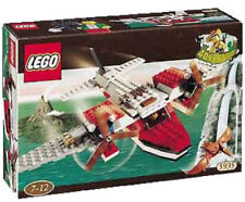 5935 ISLAND HOPPER adventurers NEW legos set lego seaplane DINO sealed NISB