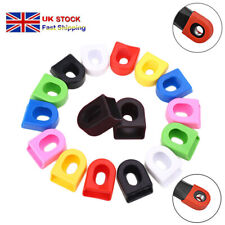 UK Crank Protector MTB Road Bike Chainset Covers Silicone Crank Arm Cover Shell