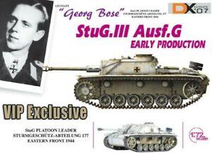 Dragon Armor 60318 1:72 Stug.III Ausf.G Early Prod. Georg Bose DX07