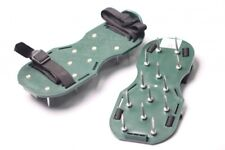 Rasenbelüfter Sandalen Schuhe Rasenlüfter Vertikutierer Nagelschuhe Rasen Garten