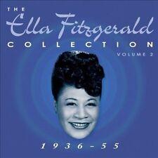 The Ella Fitzgerald Collection, Vol. 2: 1936-55 [Box] by Ella Fitzgerald (CD, Nov-2013, 4 Discs, Acrobat Music)