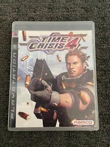 Time Crisis 4 PS3 COMPLETE Japan NTSC Region 3