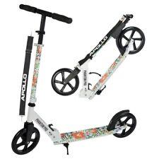 "Apollo City Scooter ""Phantom Pro"" Cityroller klapp- und höhenverstellbar 200mm T"