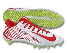 Nike Vapor Carbon 2.0 Elite Td Pf Football Cleats White Red 631425-160 Mens 16