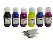 6x100ml pigment refill ink for Epson 79 Stylus Photo 1400 Artisan 1430