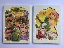 Lot of 2~1981 Muppet Wooden Puzzle by Fisher Price~#543 $ 547