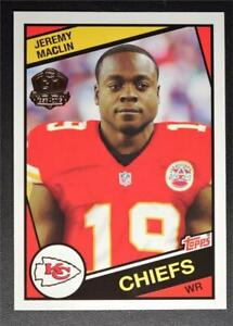 2015 Topps Football 60th Anniversary Throwbacks #T60JM Jeremy Maclin