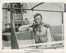 ROBERT MITCHUM  THE ENEMY BELOW  1957  PHOTO ORIGINAL #7