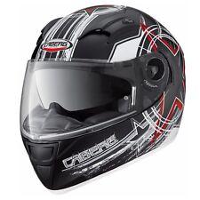 Caberg Vox Freehand Motorcycle Bike Full Face Crash Helmet Sunglasses Large