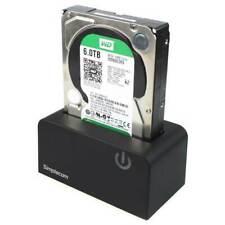 Simplecom SD326 USB 3.0 to SATA Hard Drive Docking Station