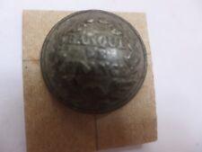 bouton ancien  BANQUE DE FRANCE