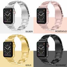 Armband für Apple Watch 38/40/42/44MM Series 5/4/3/2/1 Edelstahl Metall Ersatz