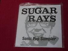 "Sugar Rays:  Sonic Pop Sampler rare flexi 7"""