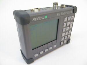 Anritsu S331A Site Master Cable & Antenna Analyzer