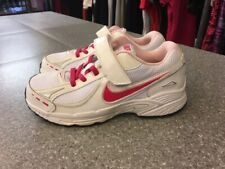 best service e1feb f2381 Nike Incinerate PSV Scarpe Bambina Strappi Girl Shoes White pink 443995  Misura33