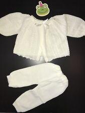 BABY SET 6-12 MONTHS HANDMADE  / CONJUNTO TEJIDO A MANO PARA BEBÉS 6-12 MESES