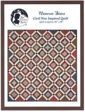 Hanover Stars by Red Crinoline Quilts