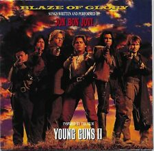 Blaze of Glory by Jon Bon Jovi CD 1990 Mercury!