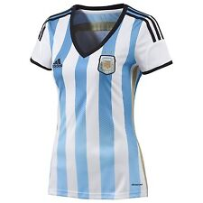 9882f61bc97 100% Authentic Adidas Argentina Ladies Home Jersey 2014-2015, Size: XL,