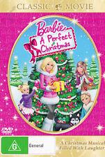 BARBIE A Perfect Christmas DVD R4 PAL   SirH70