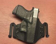 Crazy Eyes Holsters Glock G43 OWB KYDEX Holster