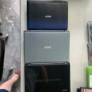 2 ACER ASPIRE PAV70 & 1 Nav50 For Parts From Scrap Untested. 3 Total Computers