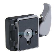 Camera 323 Quick Release Adapter with 200PL-14 Compat Plate Mount Clamp Tool Set