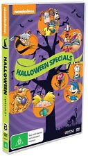 Classic Nickelodeon: Halloween Specials  DVD $14.99