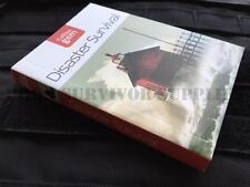 DISASTER SURVIVAL GUIDE - New Collins Gem Bushcraft Emergency Pocket Book Gift